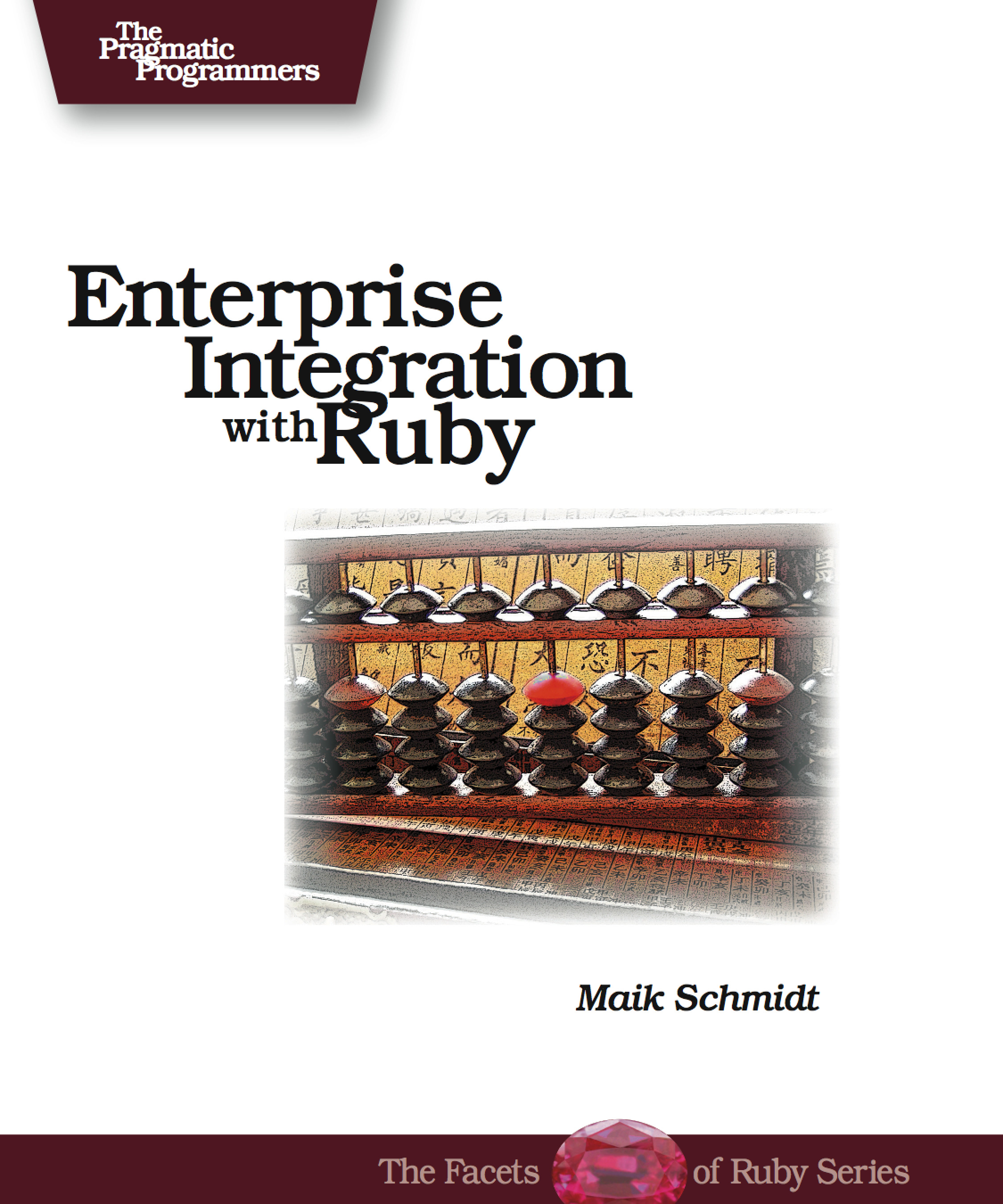 Cover image for Enterprise Integration with Ruby