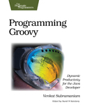 Cover Image For Programming Groovy...