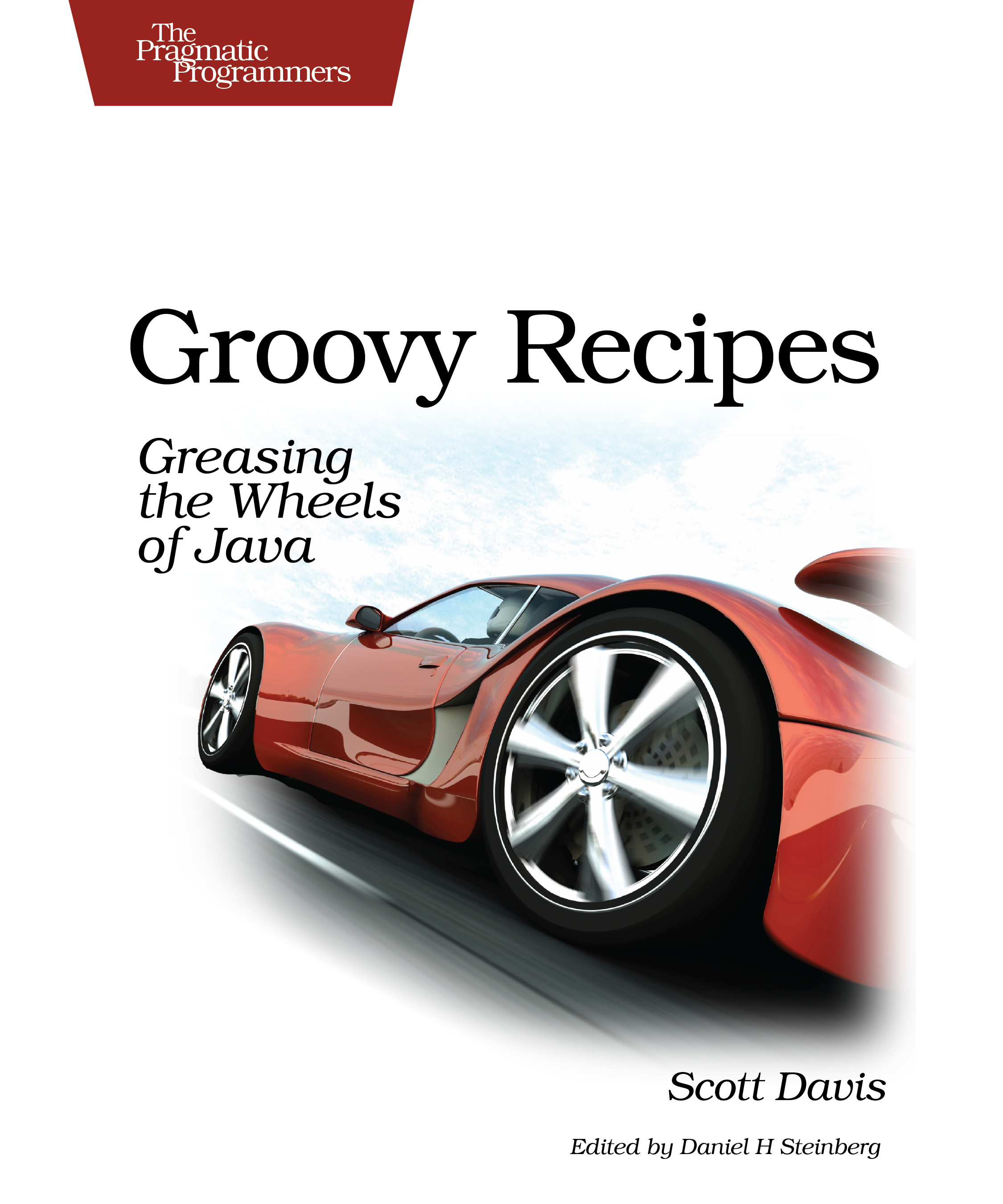 Cover image for Groovy Recipes