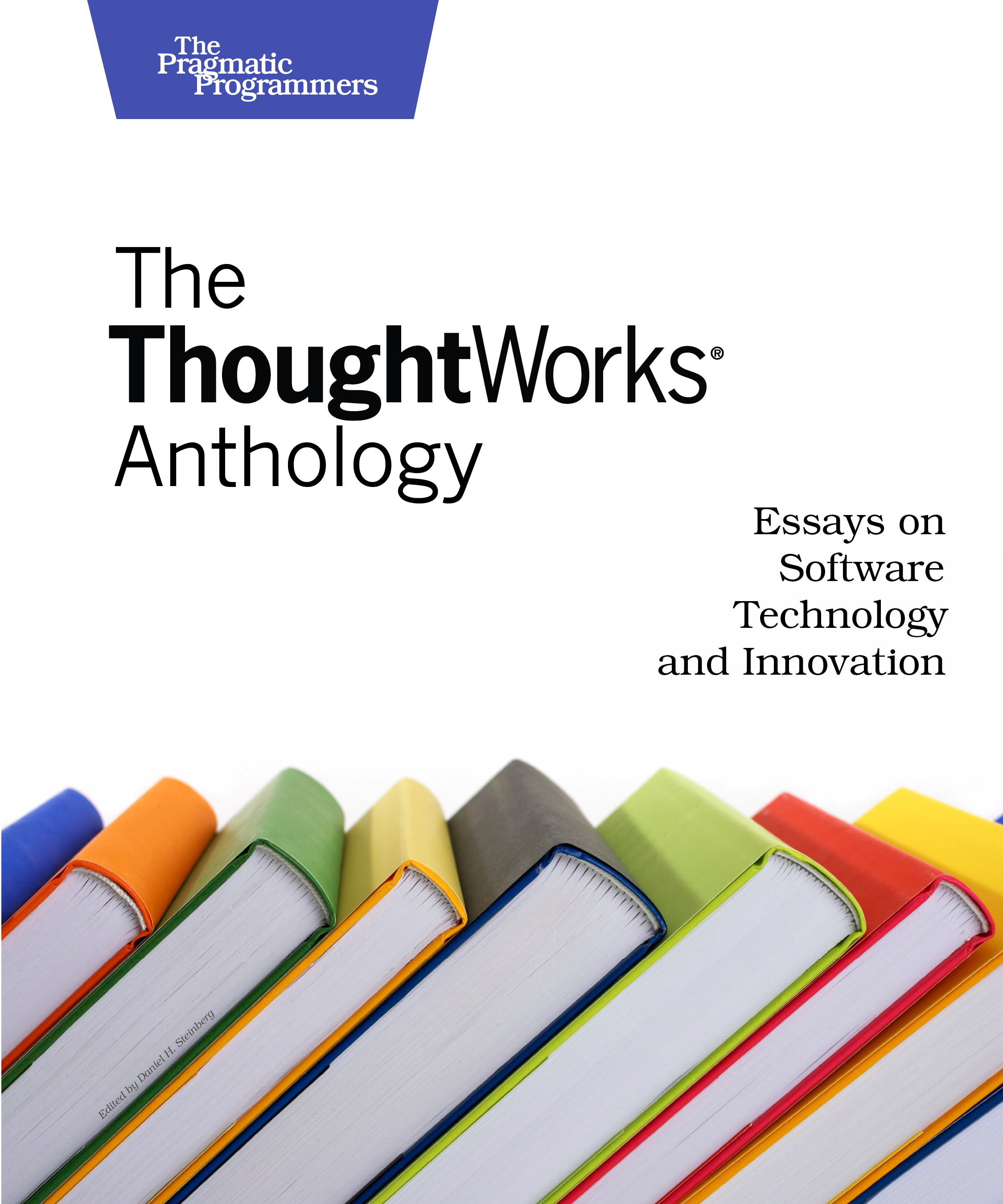 Cover image for ThoughtWorks Anthology