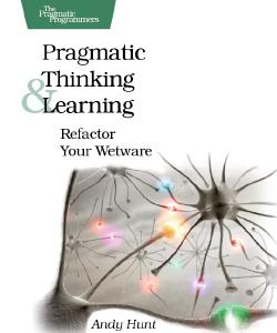 Cover Image For Pragmatic Thinking and Learning...