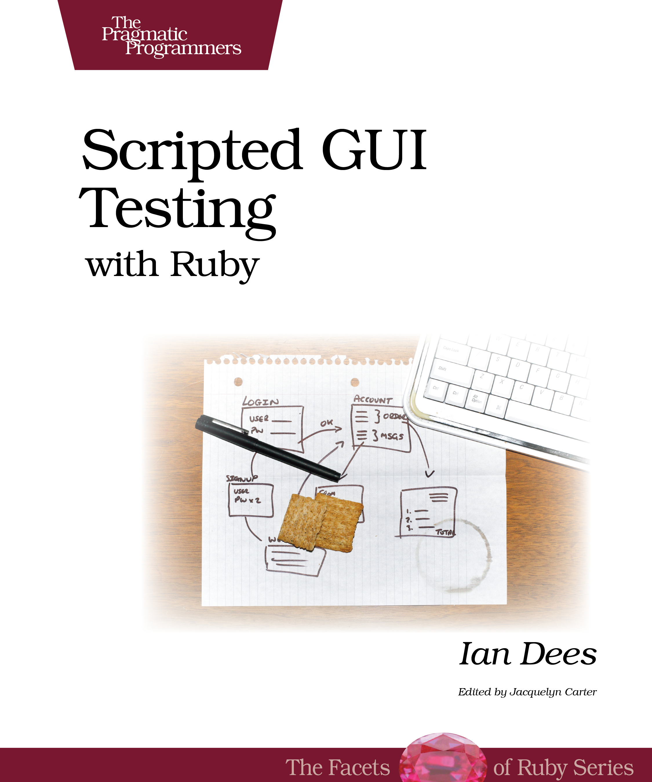 Cover image for Scripted GUI Testing with Ruby