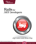 Cover Image For Rails for .NET Developers…