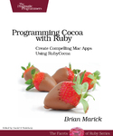 Cover Image For Programming Cocoa with Ruby…