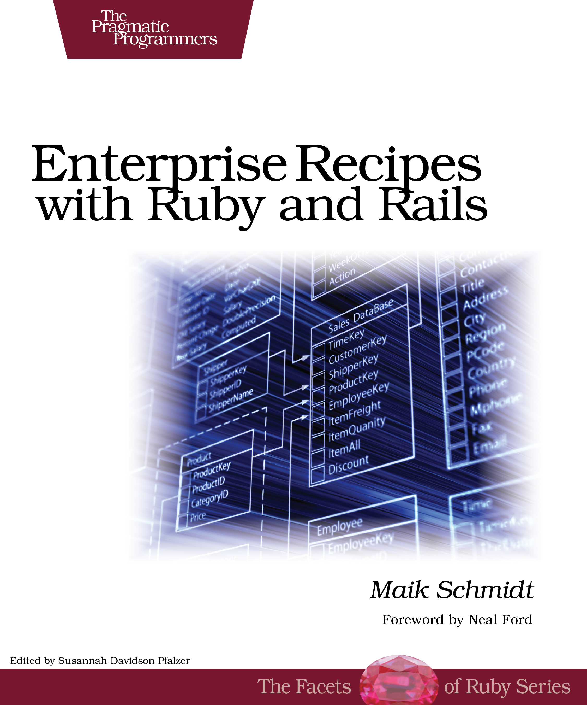 Cover image for Enterprise Recipes with Ruby and Rails