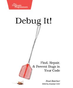 Cover image for Debug It!