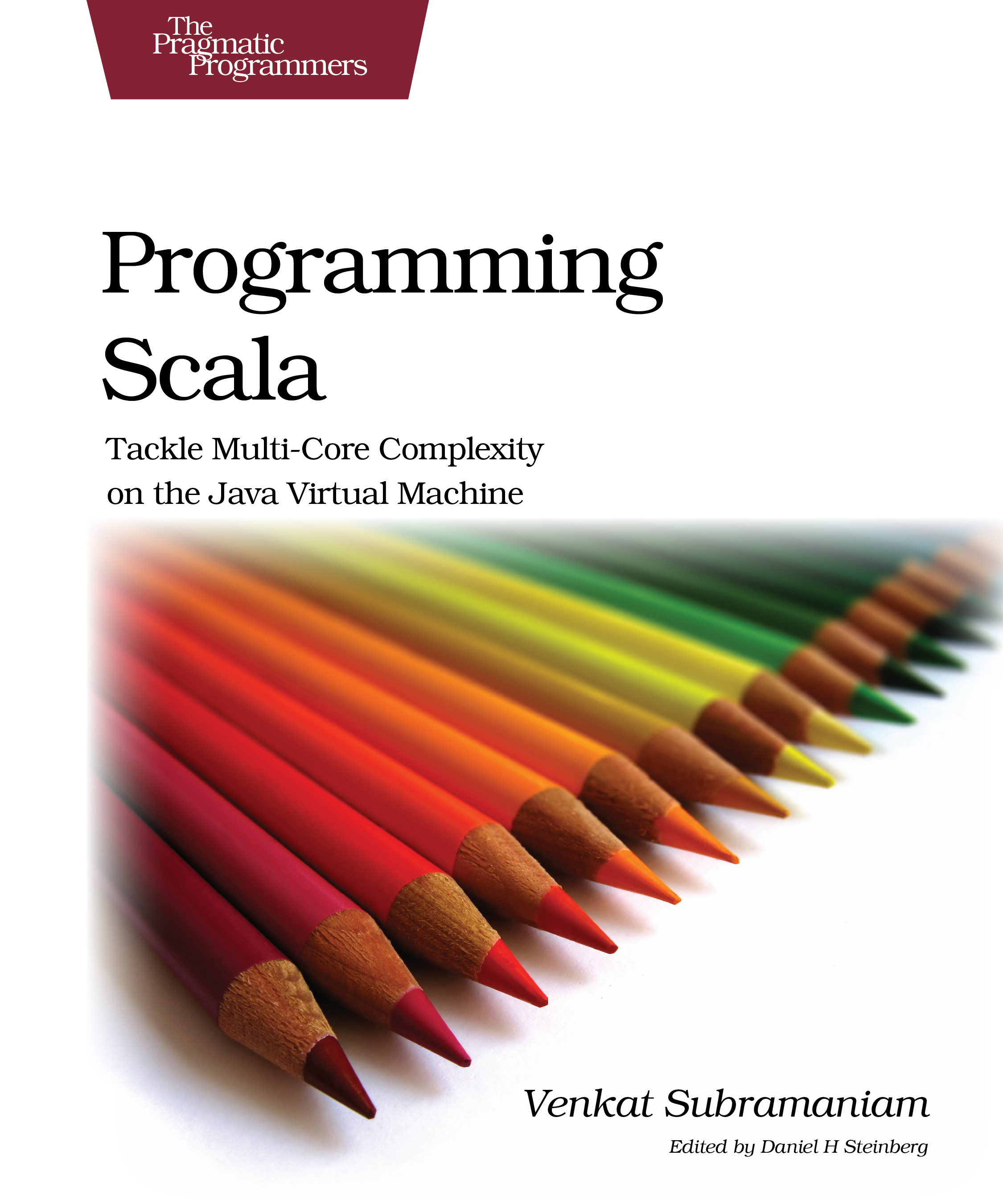 Cover Image For Programming Scala...