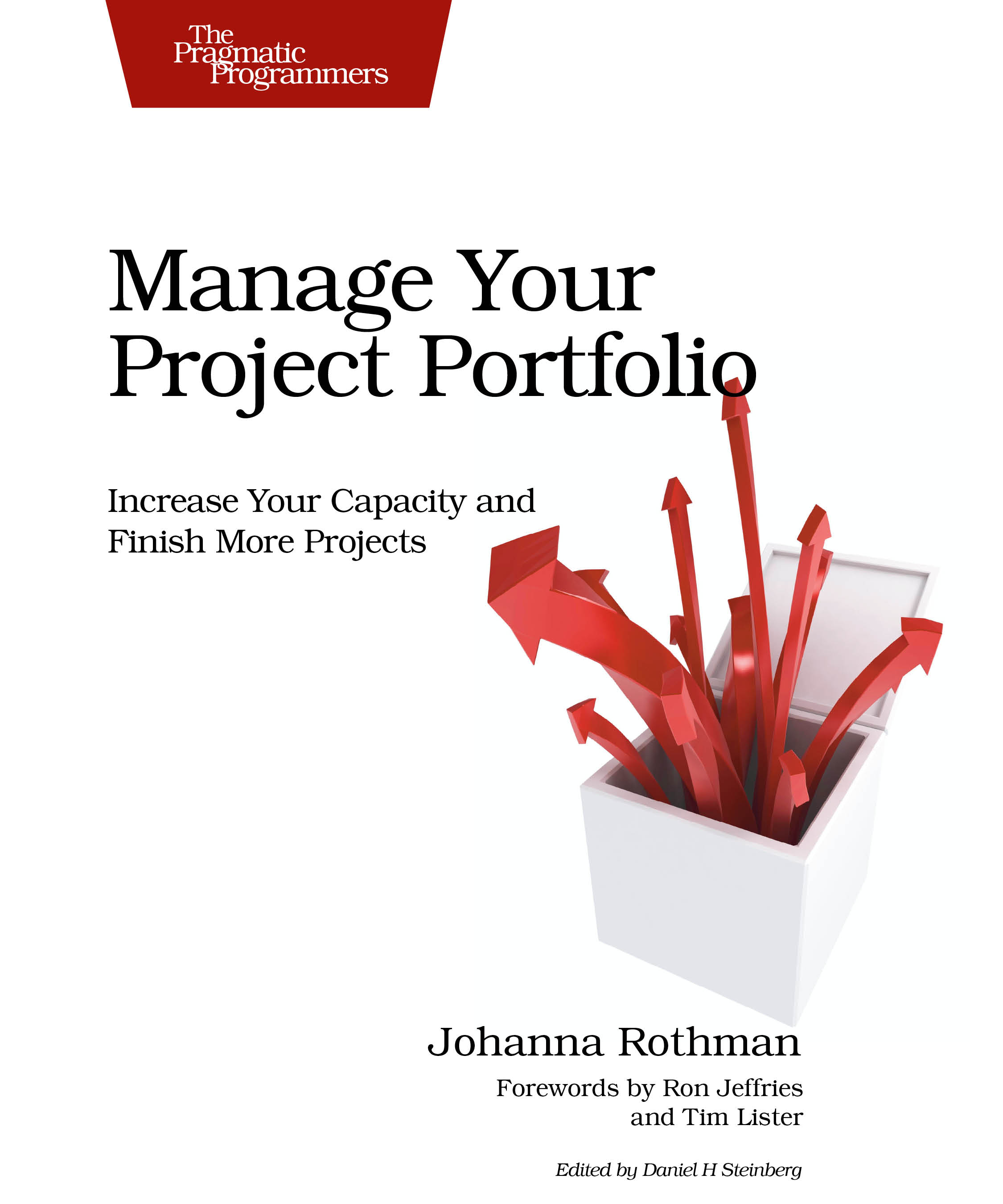 Cover image for Manage Your Project Portfolio
