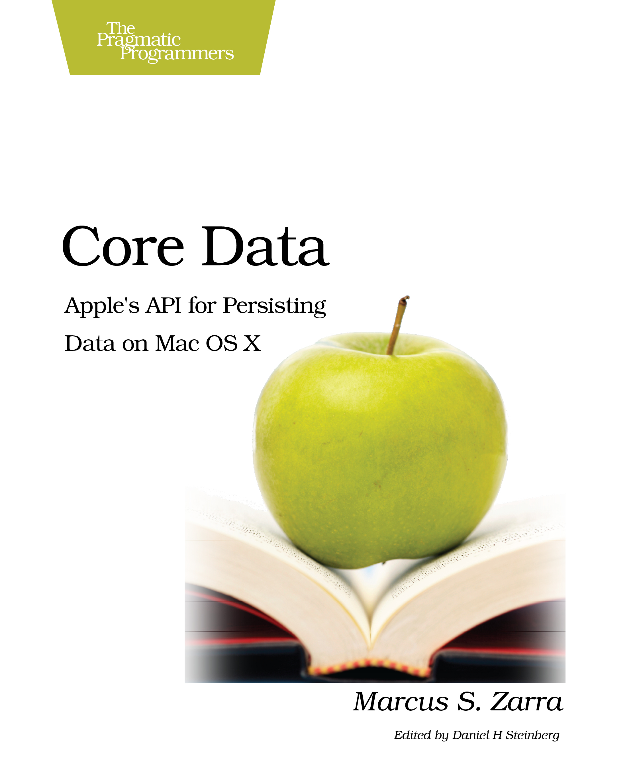 Cover image for Core Data