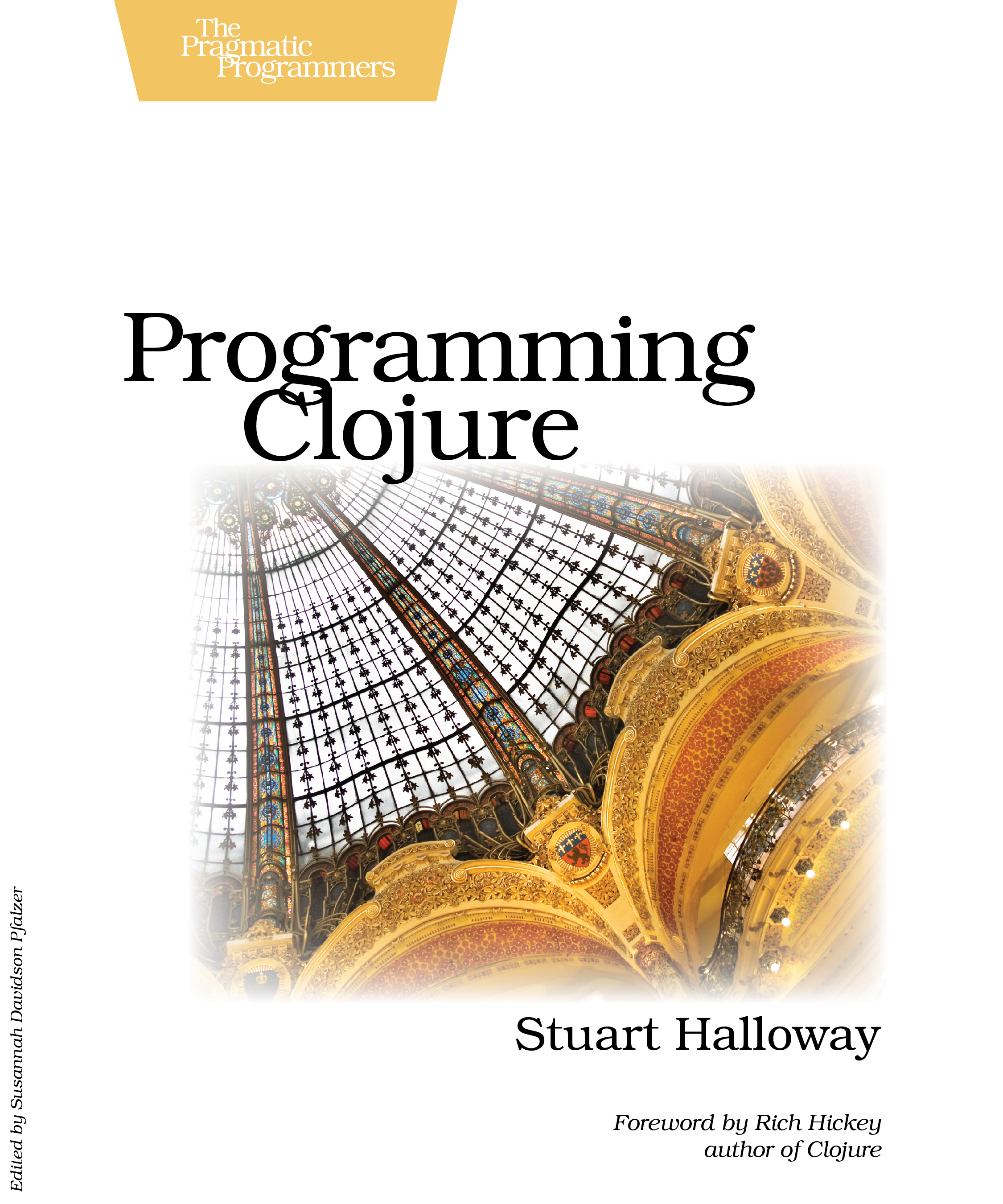 Cover image for Programming Clojure