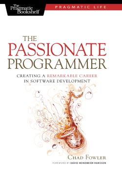 Cover Image For The Passionate Programmer…