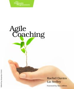 Cover image for Agile Coaching