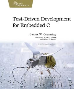 Cover image for Test Driven Development for Embedded C