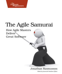 Cover image for The Agile Samurai