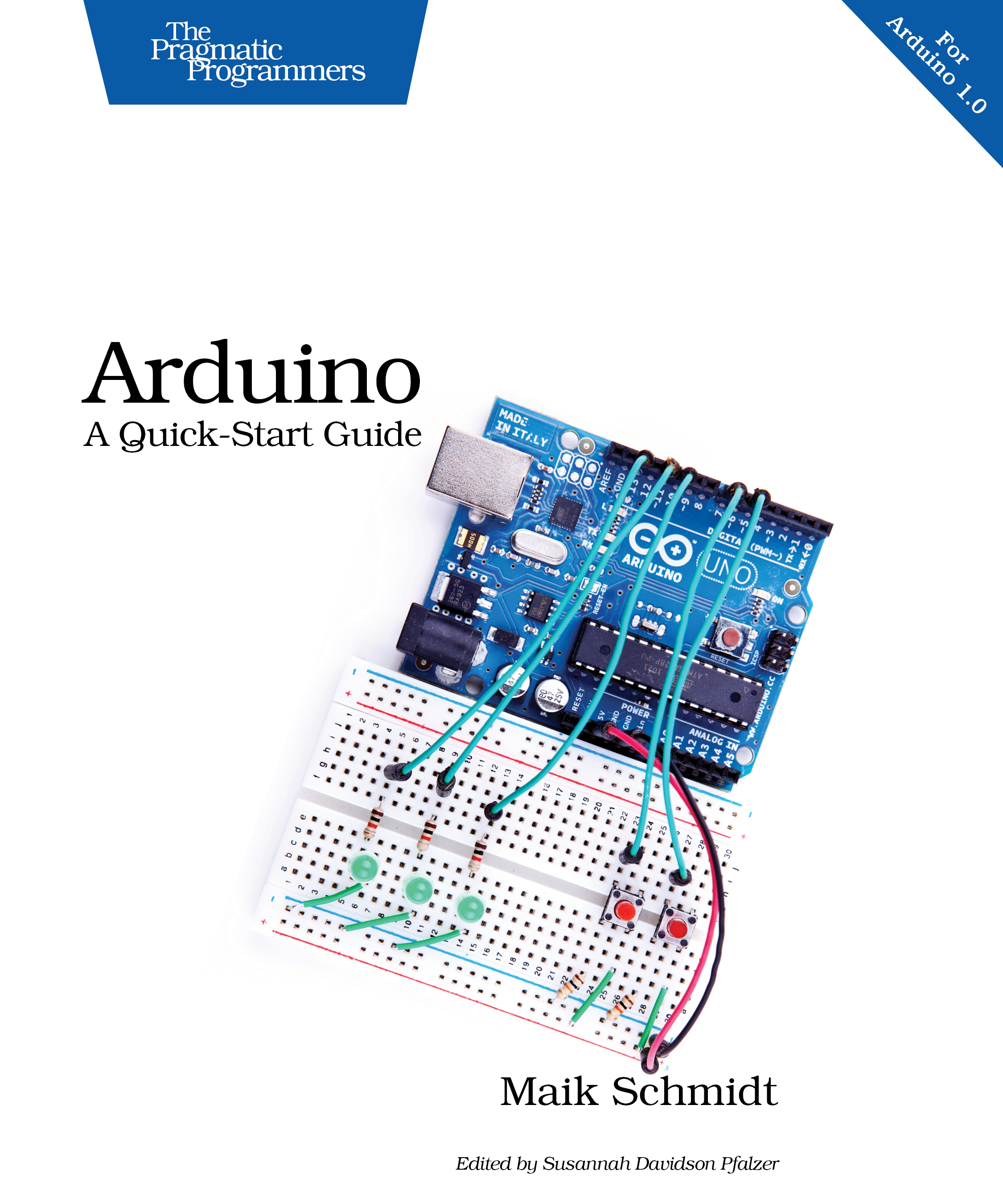 Cover image for Arduino