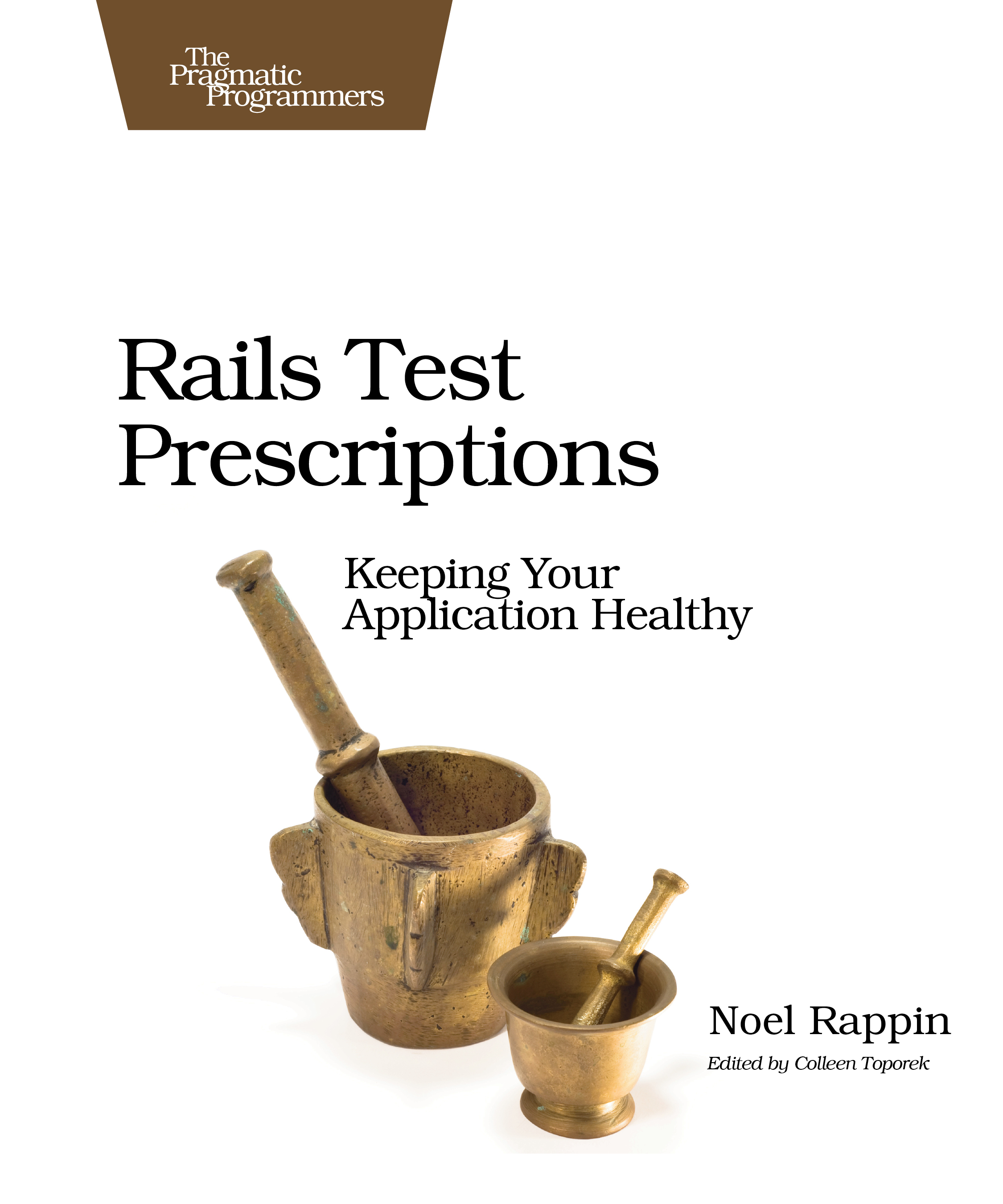 Cover Image For Rails Test Prescriptions...