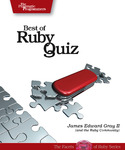 Cover Image For Best of Ruby Quiz…
