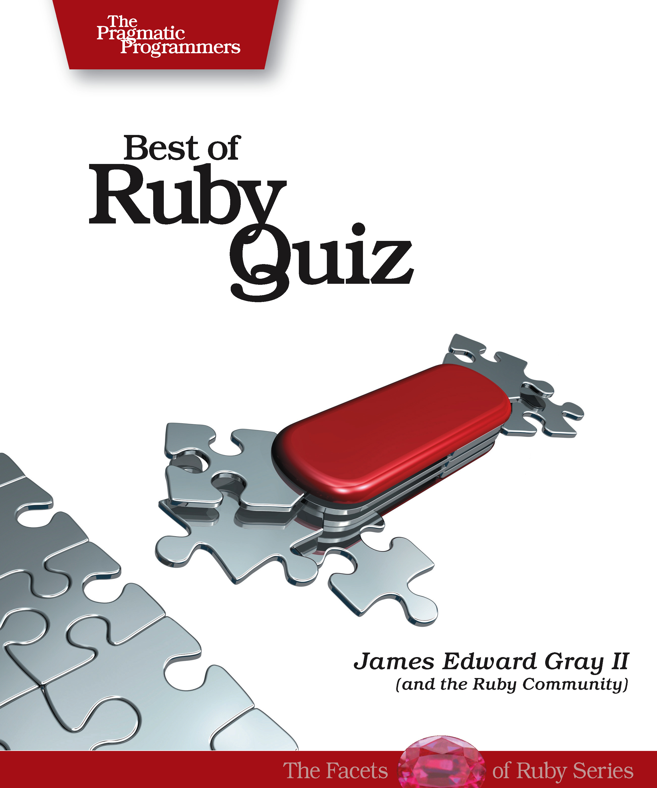 Cover image for Best of Ruby Quiz