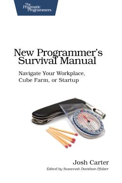 Cover image for New Programmer's Survival Manual