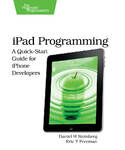 Cover Image For iPad Programming...