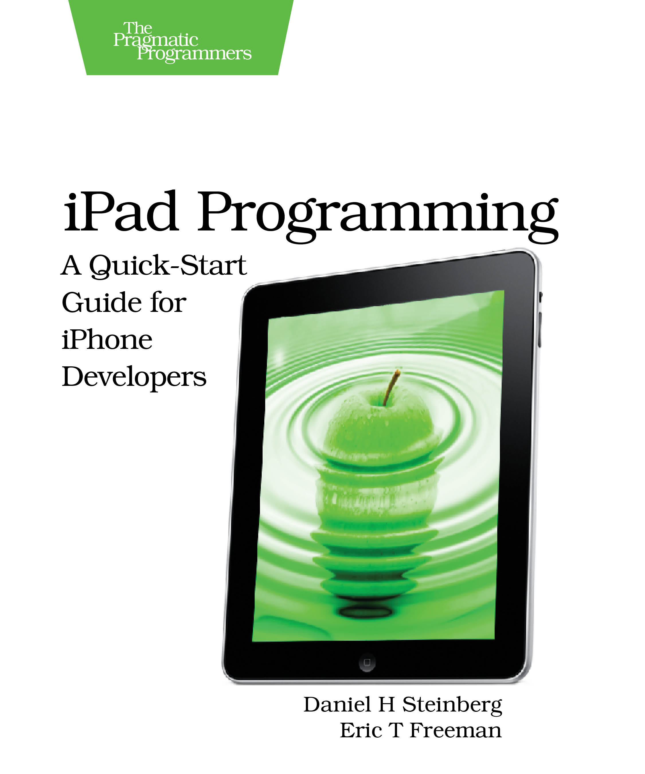 Cover image for iPad Programming