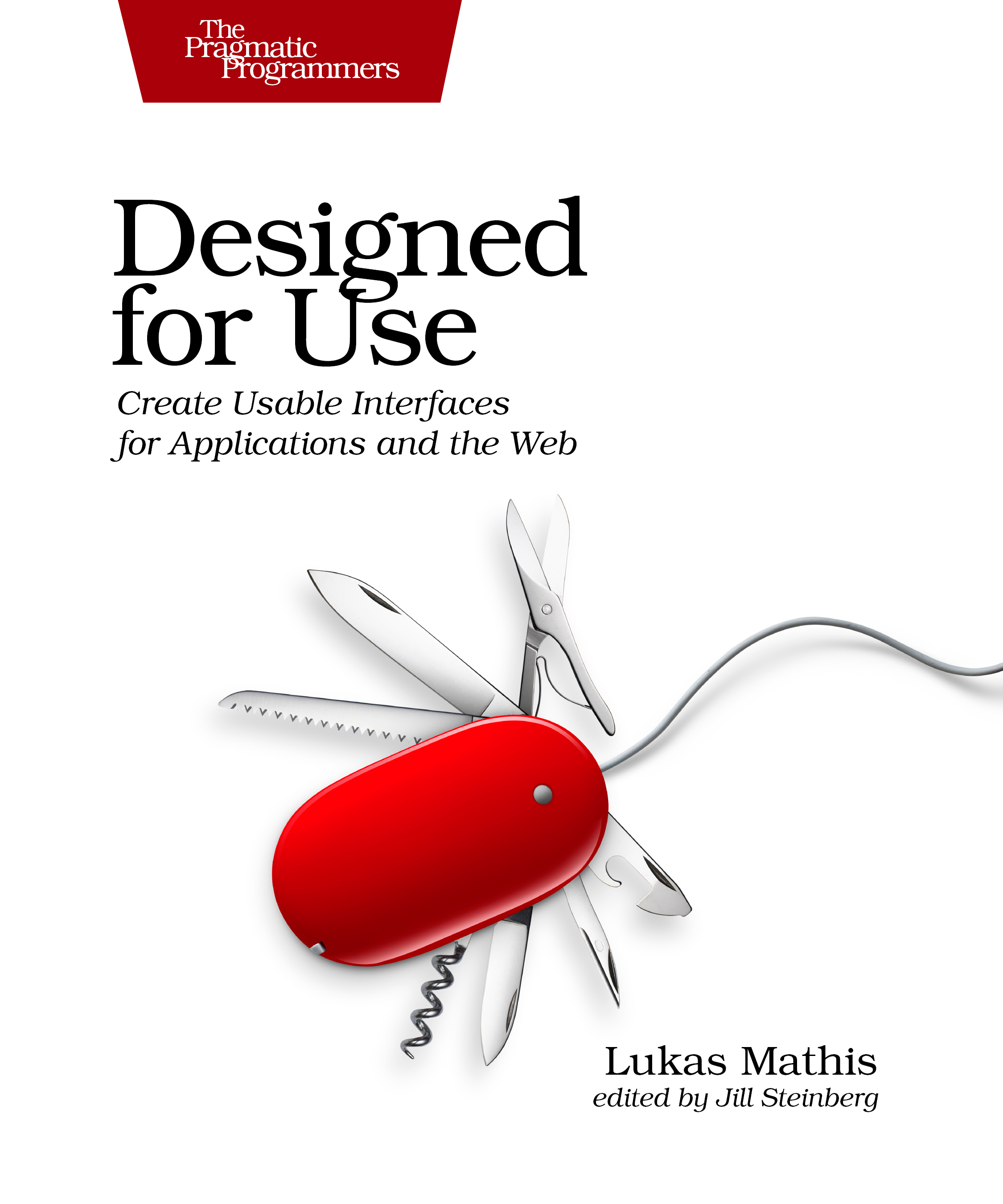 Cover Image For Designed for Use...