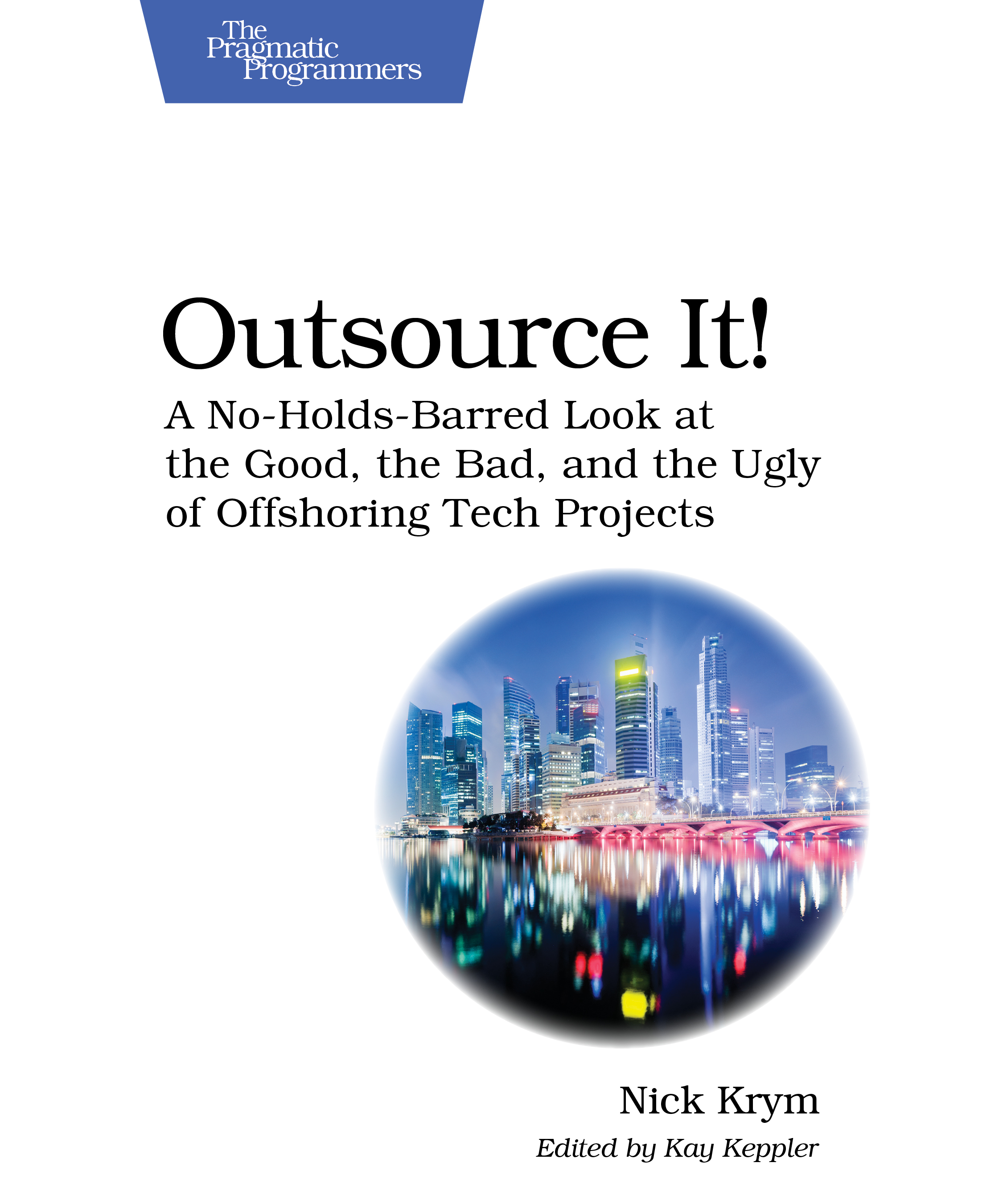 Cover image for Outsource It!