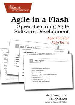 Cover image for Agile in a Flash