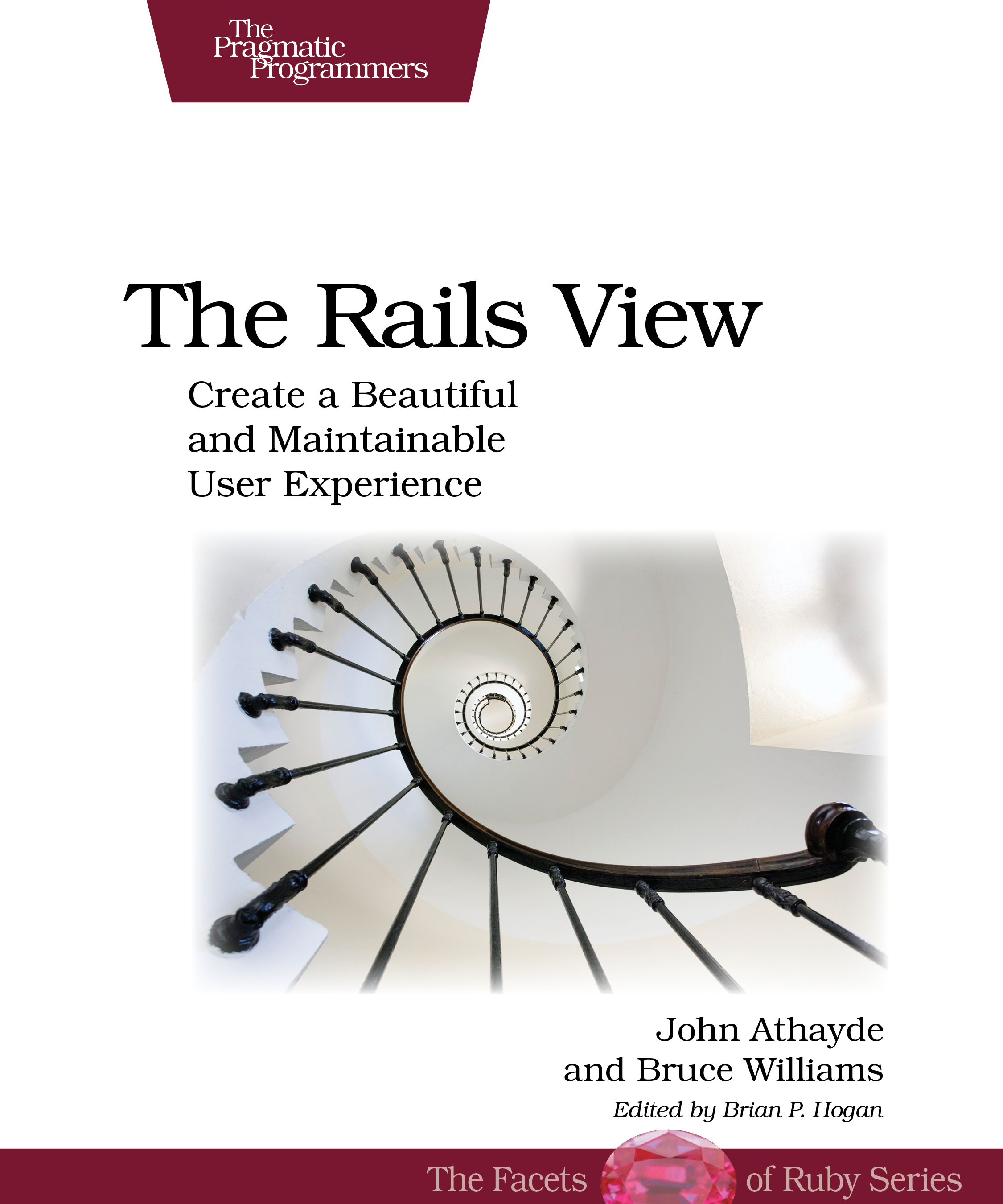 Cover image for The Rails View