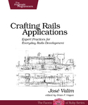 Cover Image For Crafting Rails Applications...
