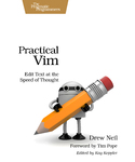 Cover Image For Practical Vim...