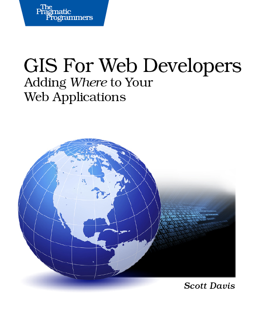 Cover Image For GIS for Web Developers...