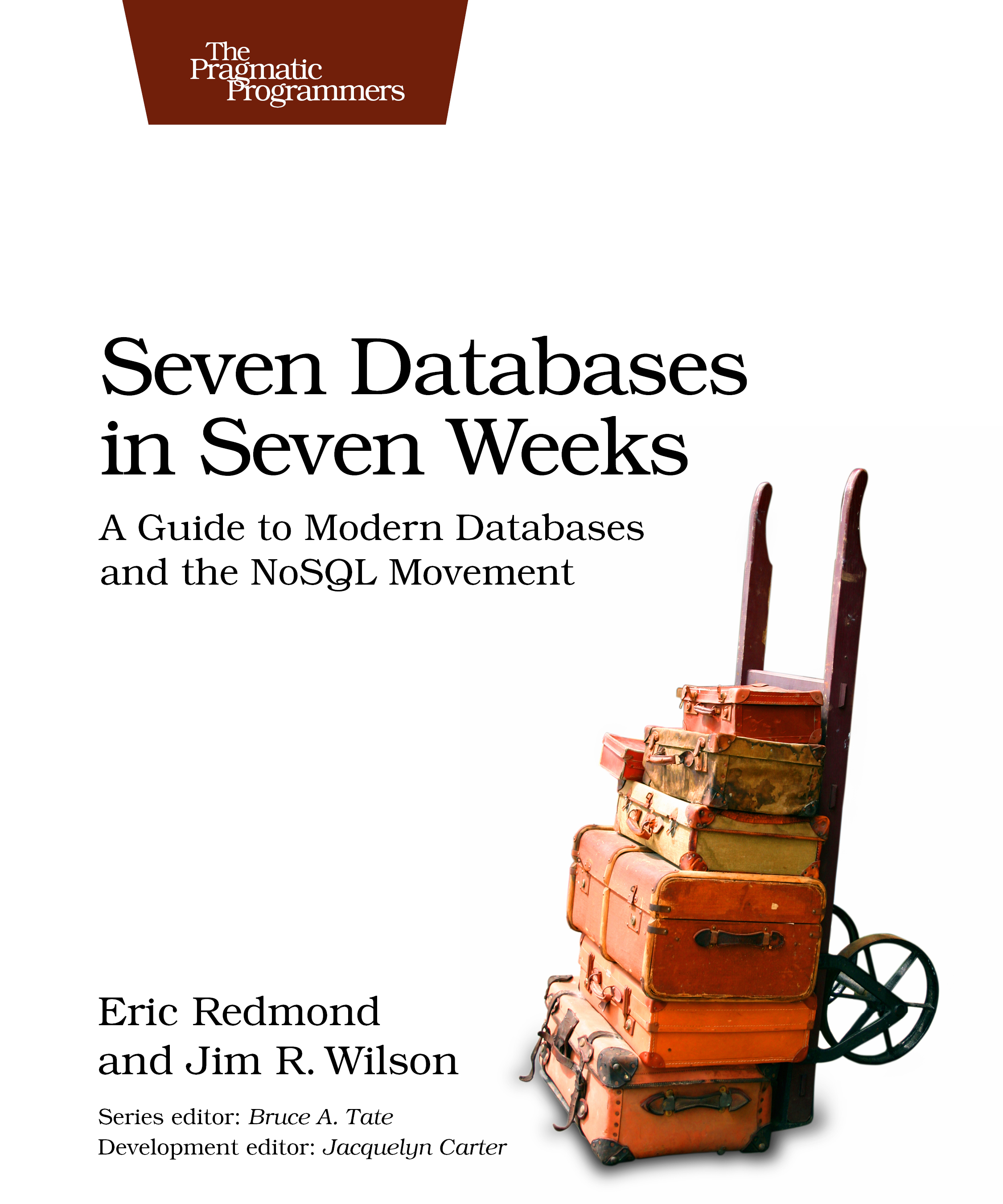 Cover image for Seven Databases in Seven Weeks
