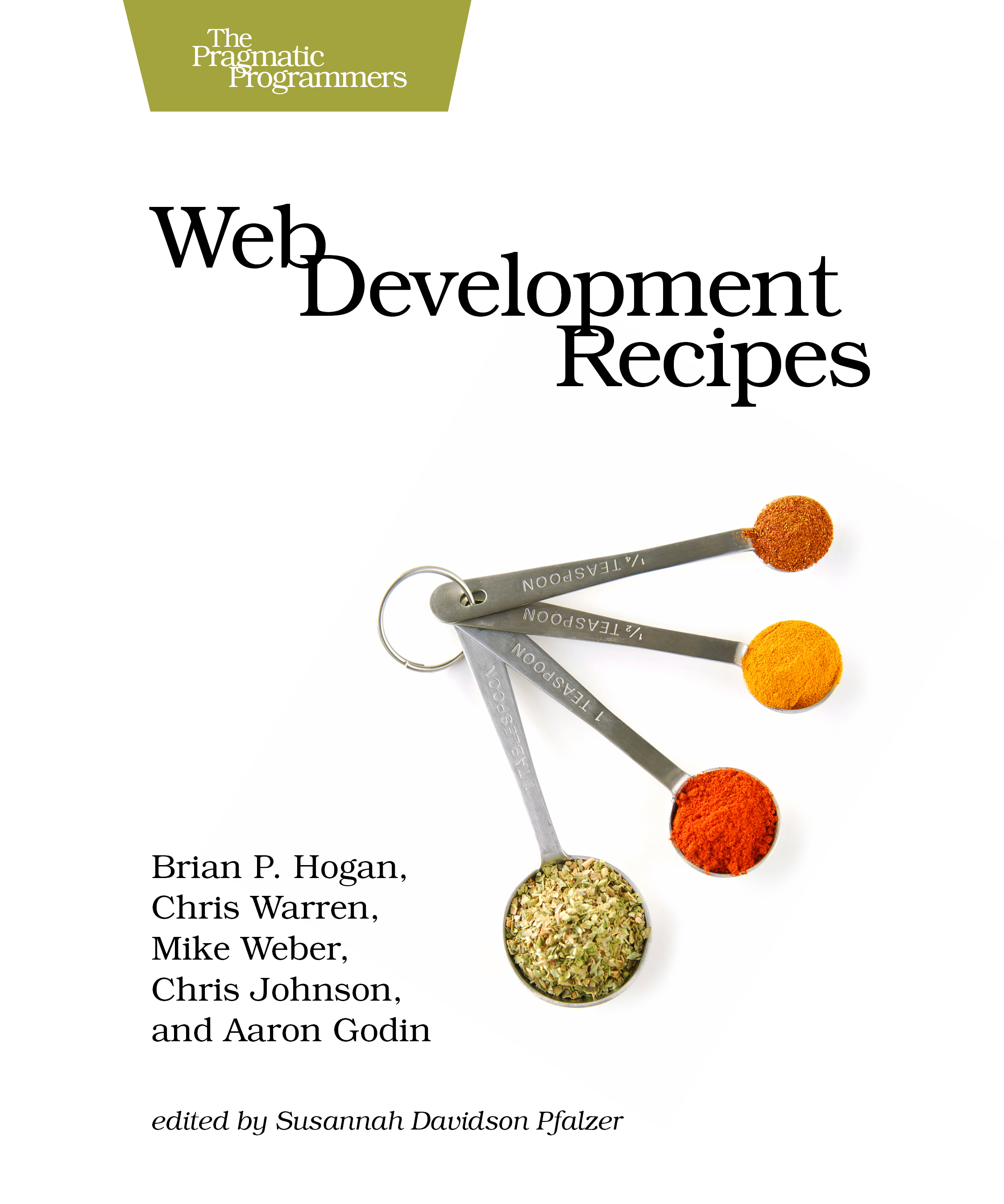 Cover image for Web Development Recipes