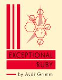Cover Image For Exceptional Ruby...