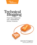 Cover Image For Technical Blogging…
