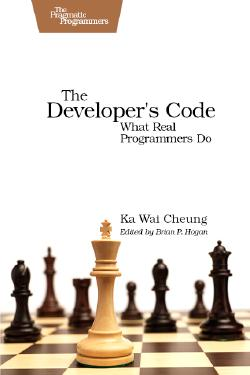 Cover image for The Developer's Code