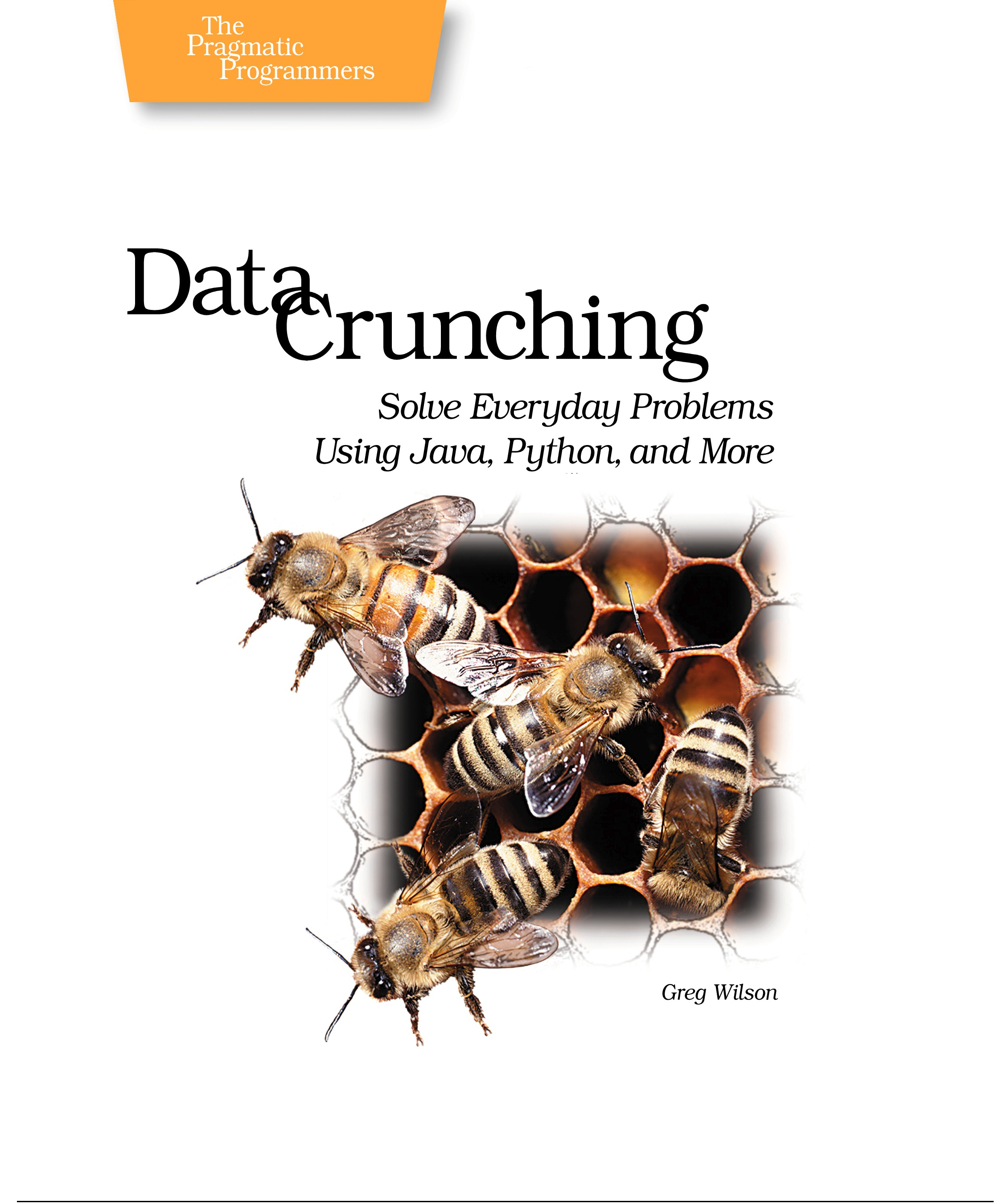Cover image for Data Crunching