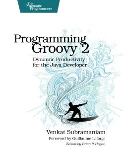 Cover Image For Programming Groovy 2…