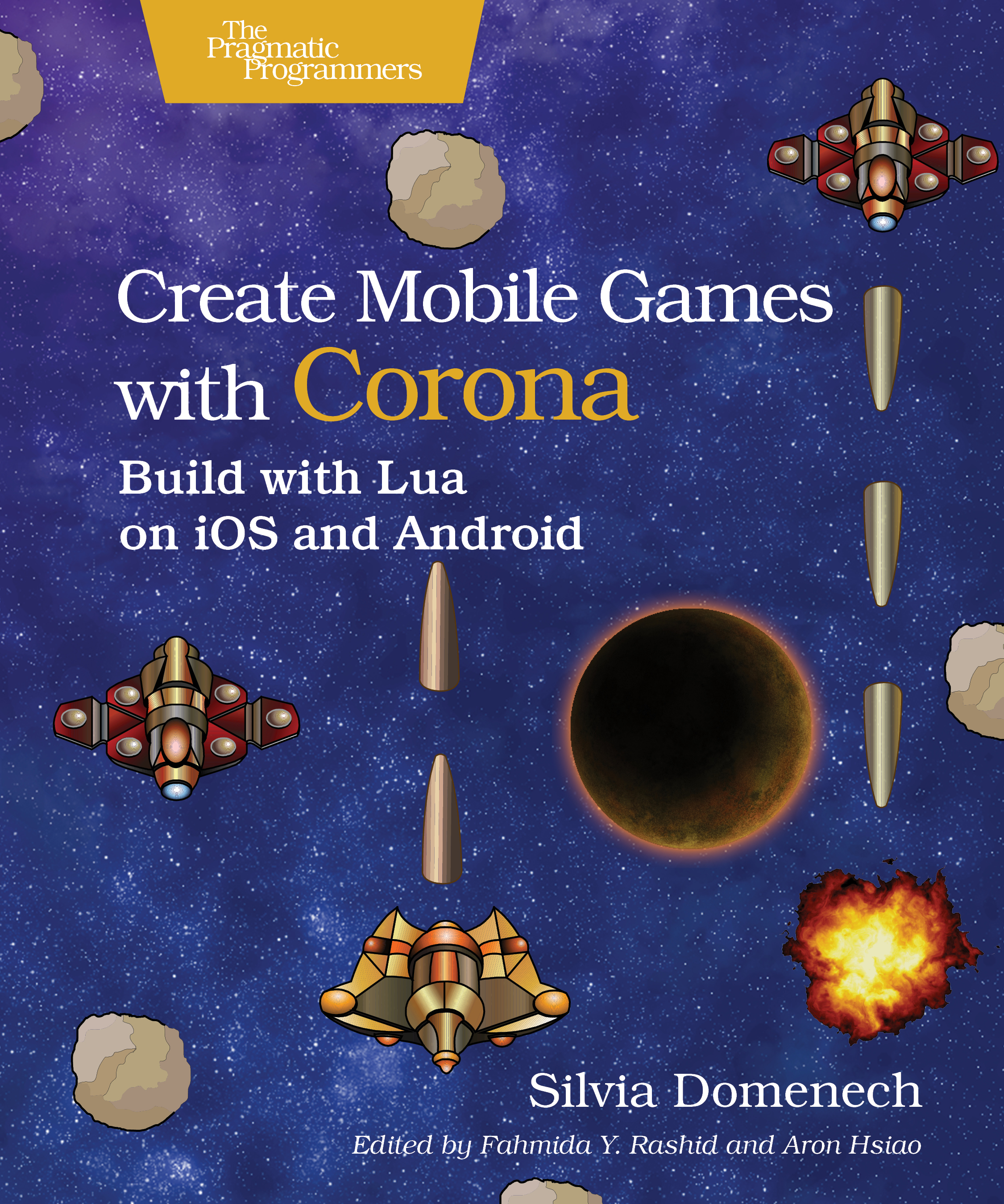Cover image for Create Mobile Games with Corona