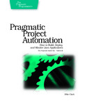 Cover Image For Pragmatic Project Automation...