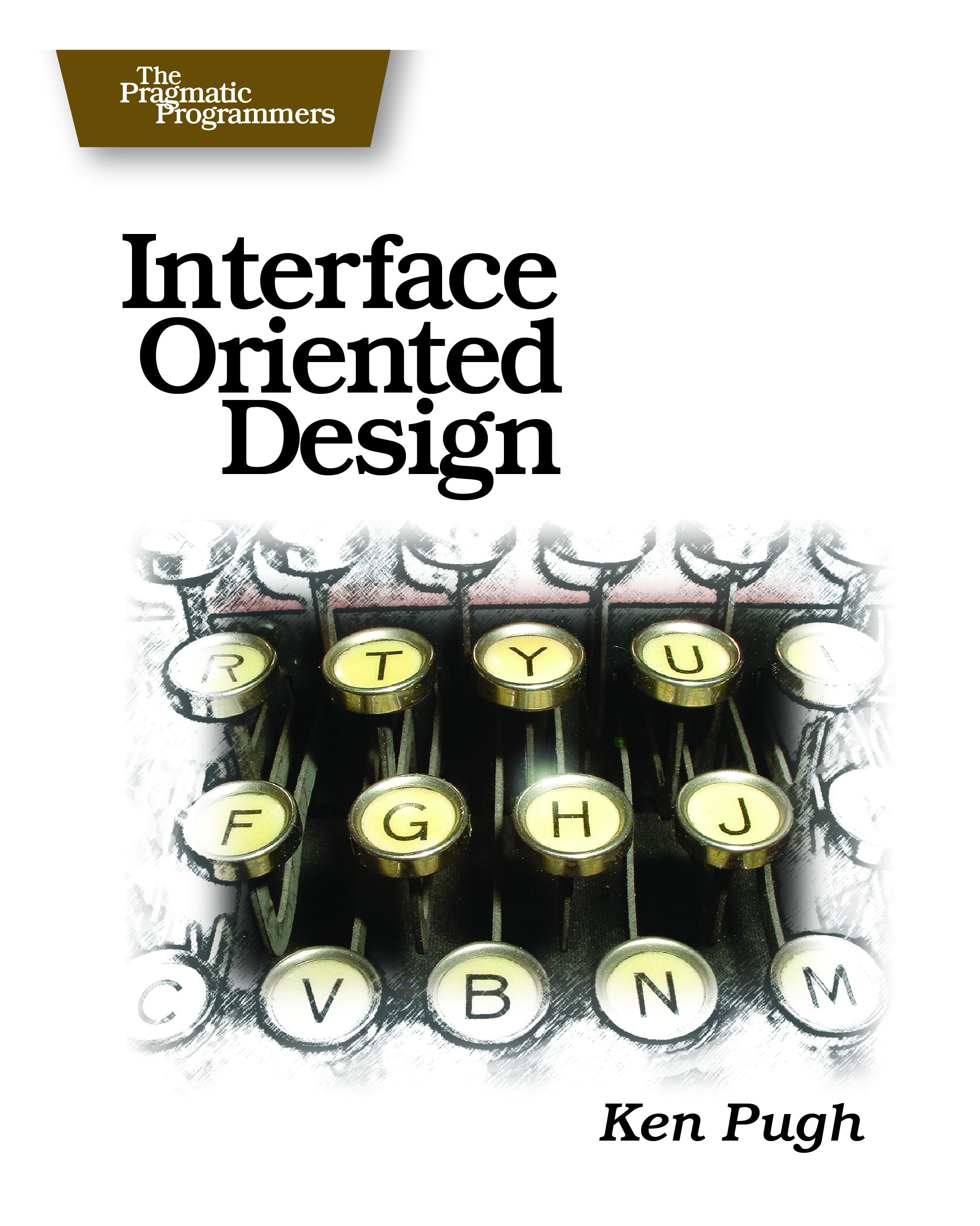 Cover image for Interface Oriented Design