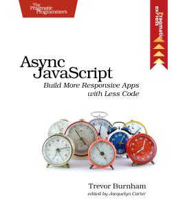 Cover Image For Async JavaScript…