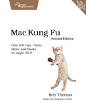 Cover Image For Mac Kung Fu...