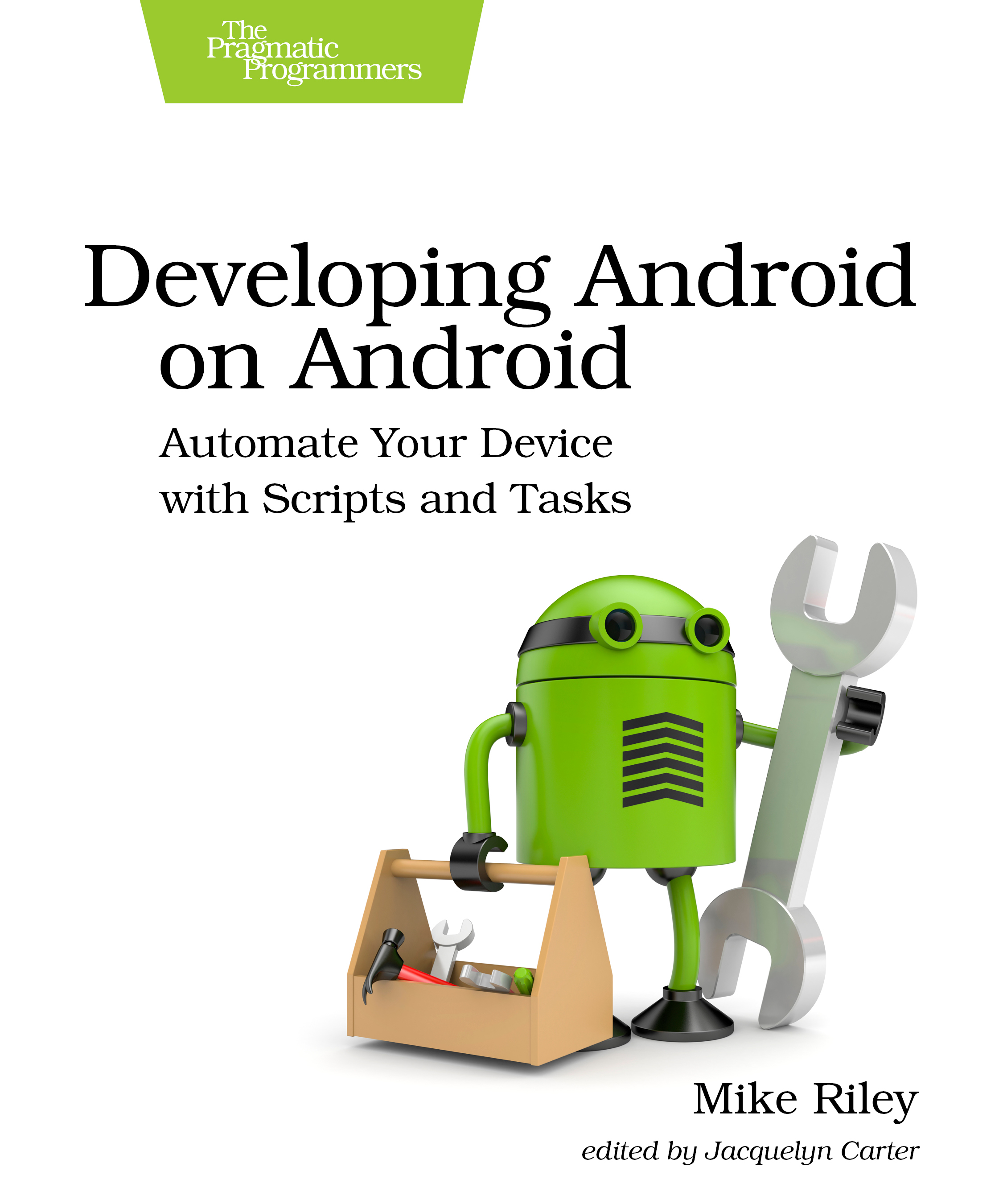 Cover image for Developing Android on Android