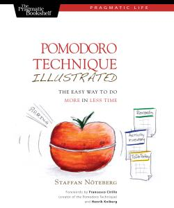 Cover Image For Pomodoro Technique Illustrated (audio book)...