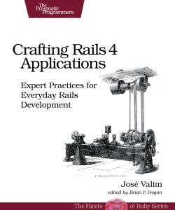 Cover image for Crafting Rails 4 Applications