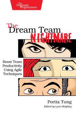 Cover image for The Dream Team Nightmare