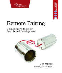 Cover image for Remote Pairing