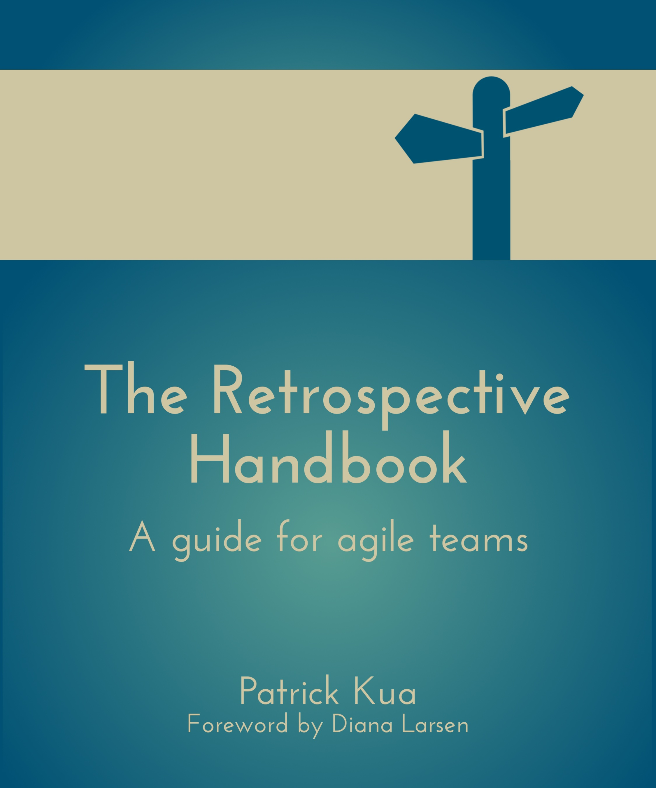 Cover image for The Retrospective Handbook
